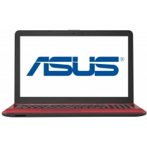 Laptop Asus X541NC Red