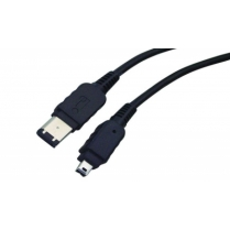 Cable Firewire IEEE1394 6P/4P M/M