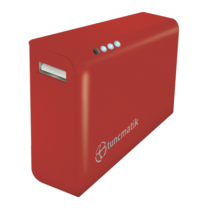 Tuncmatik Mini Charge Red