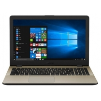 Laptop Asus X542UR Gold