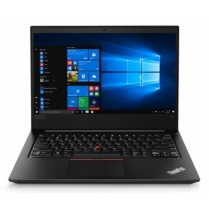 Laptop Lenovo ThinkPad E480 Black