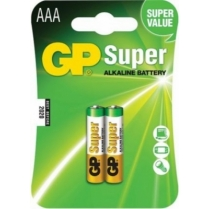 GP Ultra Plus Alkaline 24AUP U2, LR03, AAA